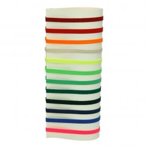 Gumki w kilkunastu kolorach 2