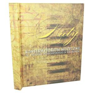 Album dla konserwatorium muzycznego 1026_1 Albumy tradycyjne