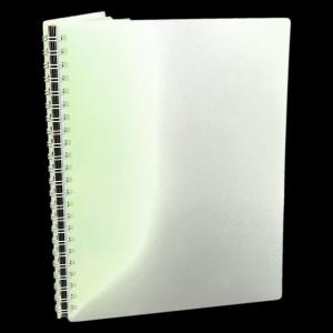 Album do prezentacji oferty z polipropylenu 0982_1 Okładki ze spiralą