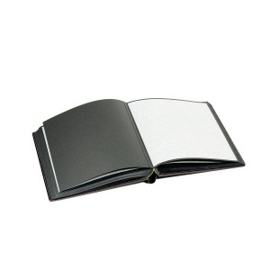 Album na fotografie z czarnymi kartami i pergaminem 0412_3