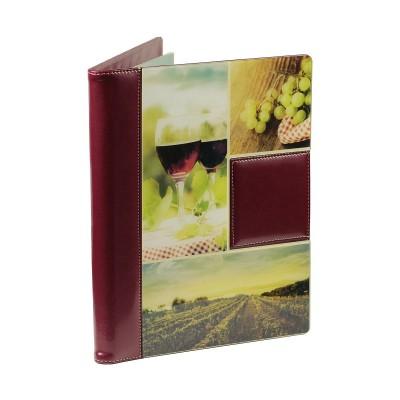 Ekskluzywna oprawa oferty dla winiarni 0380