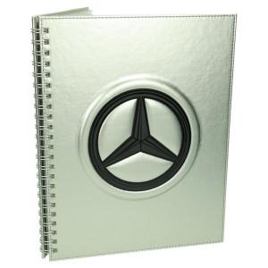 Album ofertowy na spirali z wstawką ma zamówienie 0980_1 Okładki ze spiralą