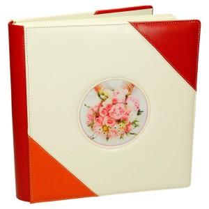 Album tradycyjny z aplikacją i łączeniem materiałów 0550_1 Albumy tradycyjne