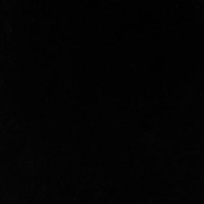 Czarna 015P - fizelina zamszowa
