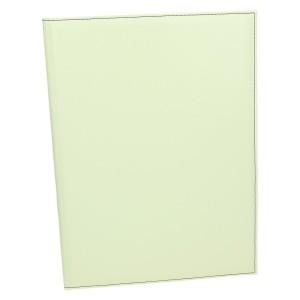 Ekoskóra w kolorze mlecznym z jasno żółtą wklejką 0752_10