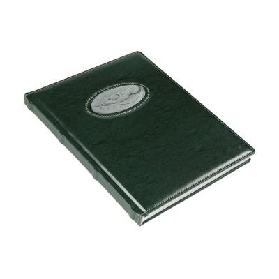 Notes księga z ozdobnym okienkiem 0385