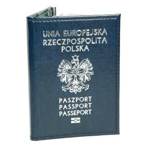 Etui na paszport i legitymację ENP-1 (ekoskóra) 0892_1