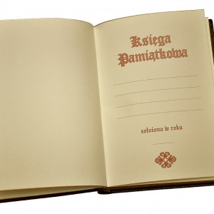Gama Księga pamiątkowa, introligatorska 0458_2