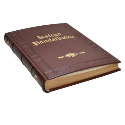 Księga pamiątkowa KS-6 A-4 0458