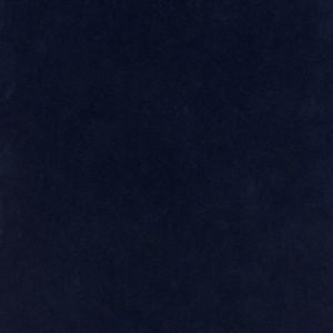 Granatowa 014P - fizelina zamszowa