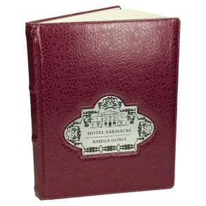 Hotelowa księga gości 0445_1 Księgi wpisów/rezerwacji