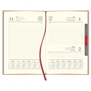 Kalendarz książkowy KAL-1 (ekoskóra) 0556_1