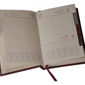 Kalendarz książkowy KAL-1 (ekoskóra) 0556_2