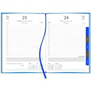 Kalendarz książkowy KAL-11 (ekoskóra) 0658_1