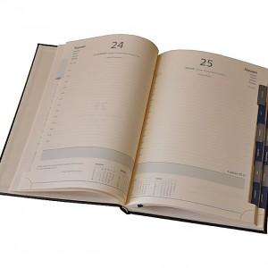 Kalendarz książkowy KAL-11 (ekoskóra) 0658_2