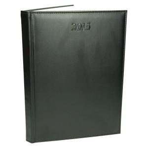 Kalendarz książkowy KAL-3 A-4 0457_1 Kalendarze - ekoskóra, skóra