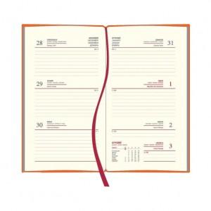 Kalendarz książkowy KAL-6 (ekoskóra) 0558_1