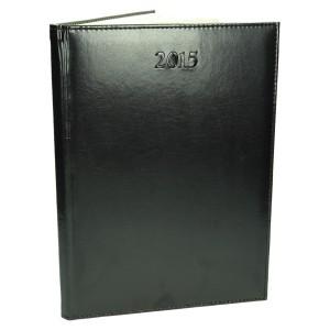 Kalendarz książkowy z registrami KAL-4 0333_1 Kalendarze - ekoskóra, skóra