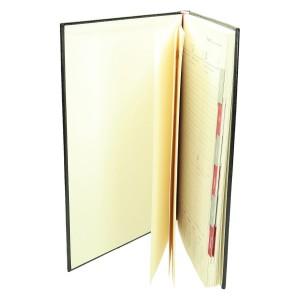 Kalendarz książkowy z registrami KAL-4 0333_2