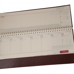 Kalendarz na biurko KNB-1 (ekoskóra) 3049_2