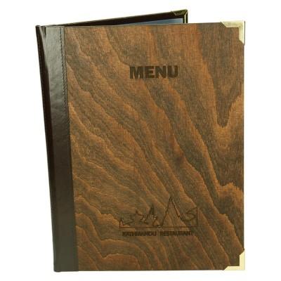 Okładka na menu MENU-9 0454