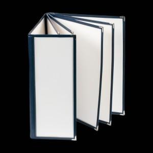 Karta menu z folii mlecznej 0746_1