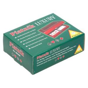 Karty do gry w pudełku drewnianym 0470_2