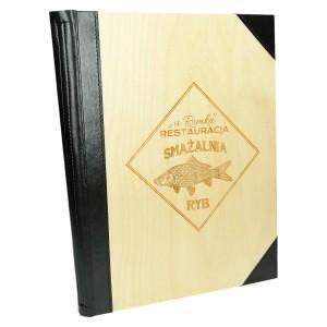 Karty menu z drewna producent 0875_1