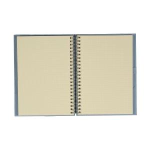 Kołonotes z kieszonkami i miejscem na długopis 0512_2