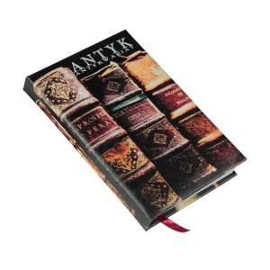 Książka oprawiona w płótno canvas 3206_1