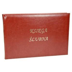 Księga ślubna KS-2 A-4 1078_1 Kroniki, księgi