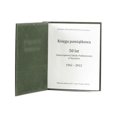 Księgi z dowolną ilością kartek 3205