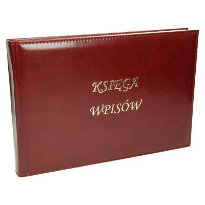 Księga wpisów KSW-1 0896