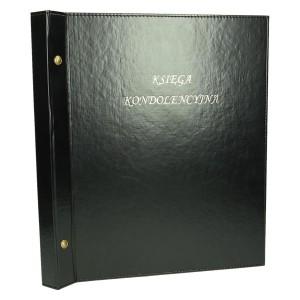 Księga do wpisywania kondolencji 1077_1 Kroniki, księgi
