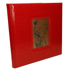 Księga gości z okienkiem - wstawka ze złotej blachy 0394_4