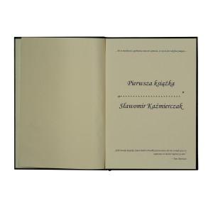 Księga rękopis B-4 pierwsza strona wklejana, druk cyfrowy według projektu klienta 3204_3