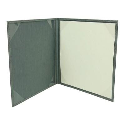 Okładka z paskami foliowymi na rogach OKL-1 0747