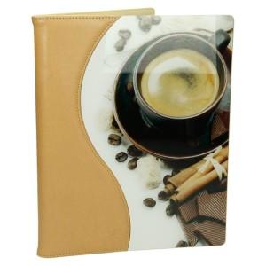 Menu dla kawiarni 0378_1 Okładki na karty menu