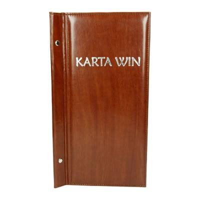 Okładka na kartę win KW-1 0703