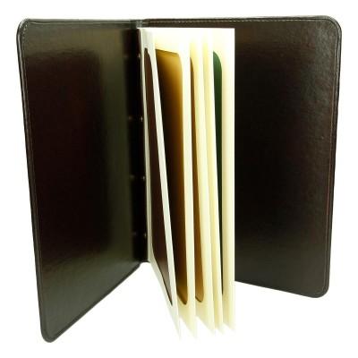 Okładka na menu passeportu MENU-10 0905