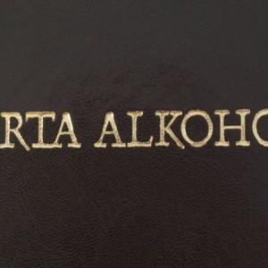 Okładka na kartę alkoholi KA-1 (ekoskóra) 0670_4