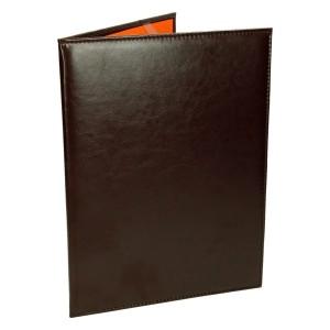 Oprawa dyplomu z czterema paskami foliowymi na rogach 0585_2