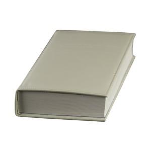 Oprawa książki w skórę jasno beżową 3281_2