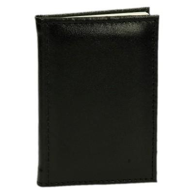 Notesik w skórze czarnej A-7 0610
