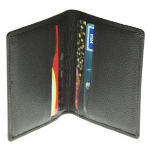 Skórzane etui na karty magnetyczne SK.EKM-1 1072_1 Etui na karty magnetyczne