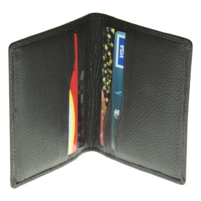 Skórzane etui na karty magnetyczne SK.EKM-1 1072