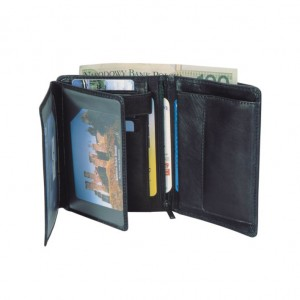 Skórzany portfel P-3 3092_2