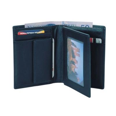 Skórzany portfel P-6 3094