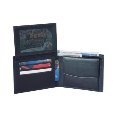 Skórzany portfel P-7 3095