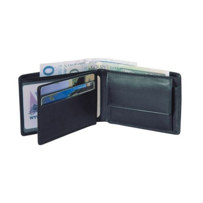 Skórzany portfel P-8 3096
